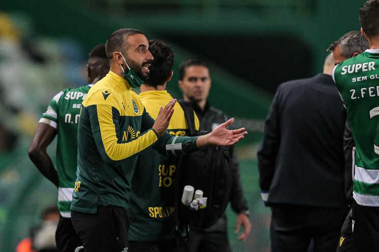 Rúben Amorim, treinador do Sporting