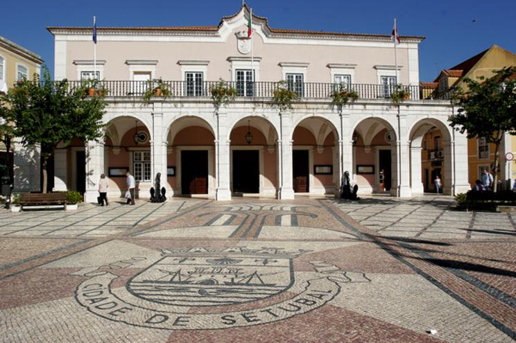 Edifício da Câmara Municipal de Setúbal