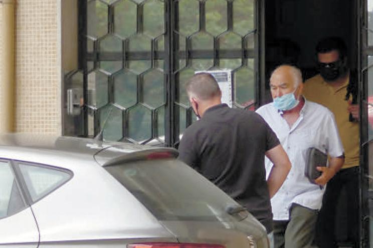EX-GNR está a ser julgado por homicídio na forma tentada