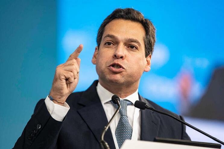 Filipe Lobo D' Ávila, vice-presidente do CDS