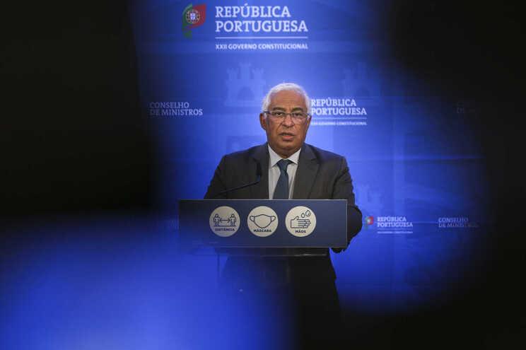 O primeiro ministro, António Costa