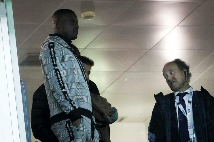 """""""Disse-lhe que não era digno de vestir a camisola do Sporting"""", reconheceu o arguido Miguel Ferrão"""