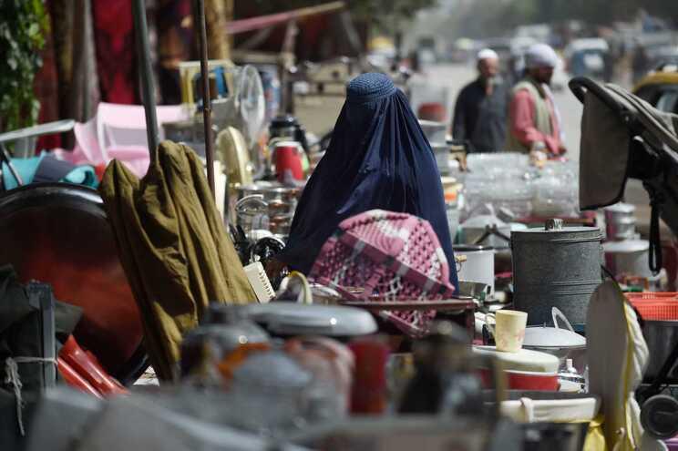 Talibãs voltaram ao poder no Afeganistão