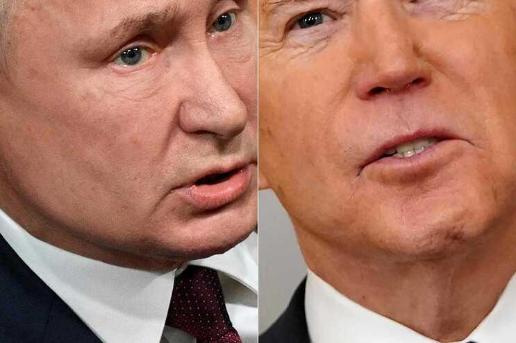 """Biden acusa Putin de ser um """"assassino"""""""
