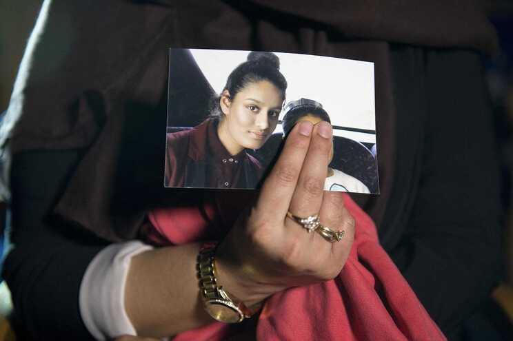 Shamima Begum alistou-se no Estado Islâmico em 2015