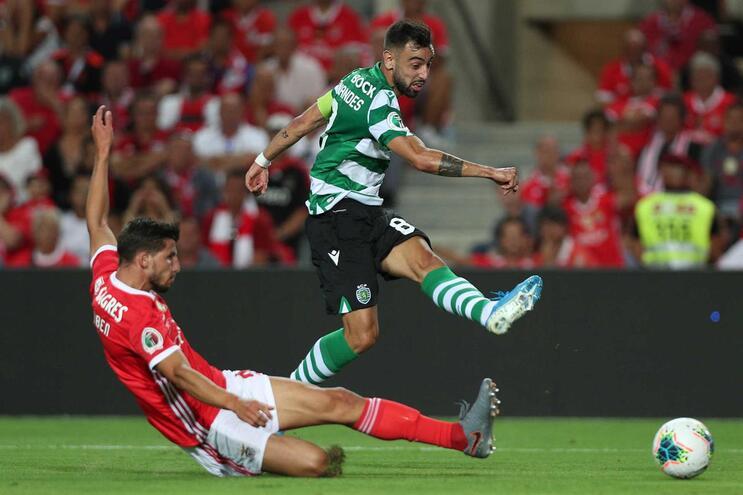 Sporting-Benfica e F. C. Porto-Braga jogam-se no mesmo dia