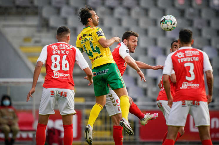 Estádio Municipal de Braga foi interditado por dois jogos