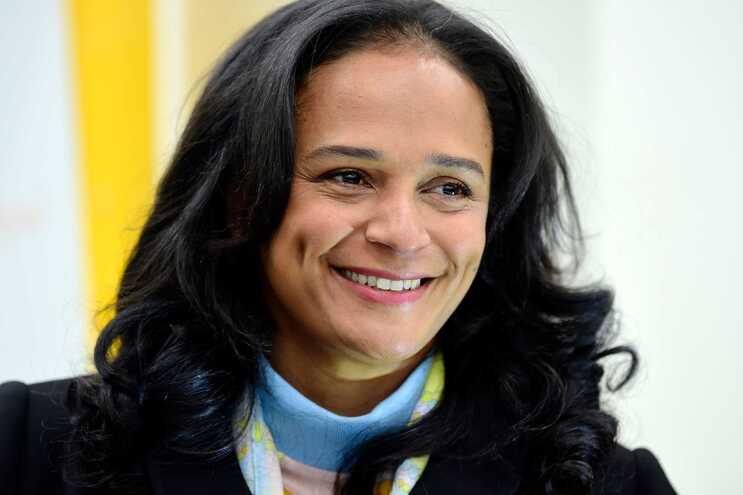 Isabel dos Santos está a ser investigada por branqueamento de cpaitais