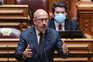 O líder parlamentar do CDS-PP, Telmo Correia