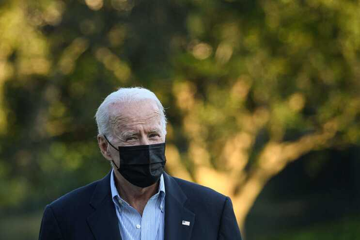 """EUA """"deram-se conta que o aquecimento global é real"""", diz Biden"""