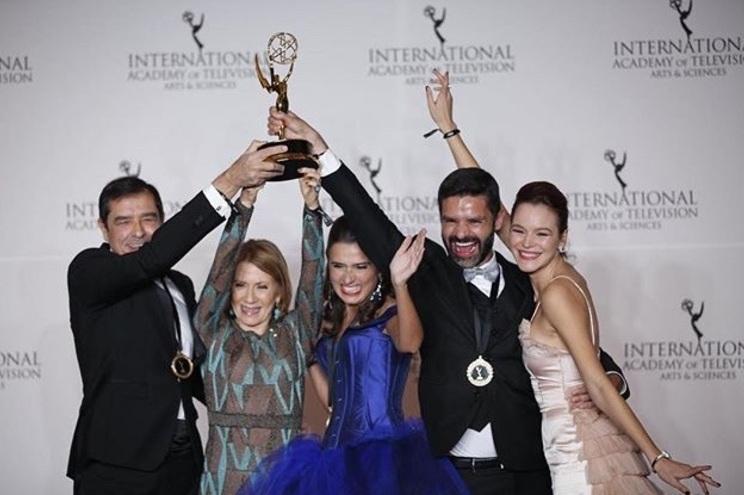"""Novela  """"Ouro Verde"""" conquista terceiro Emmy Internacional para Portugal"""