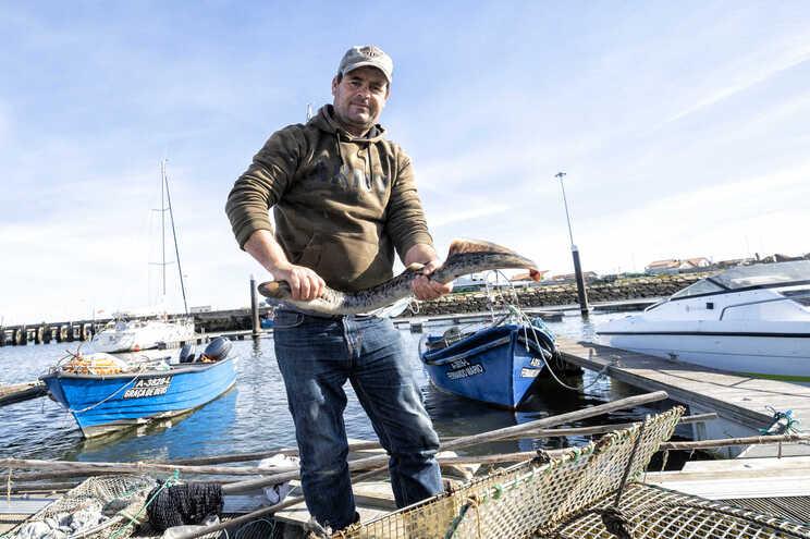 Humberto Neto vai dedicar-se à safra do choco para compensar perdas com a venda da lampreia