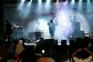 Vídeo mostra tsunami a atingir concerto ao ar livre