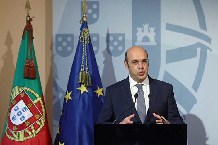 O ministro de Estado, da Economia e da Transição Digital, Pedro Siza Vieira