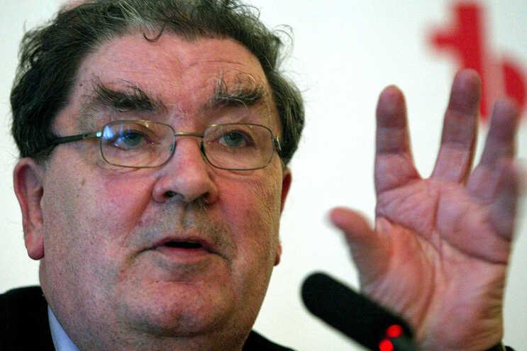 John Hume em 2005