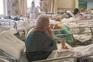 Com doentes colocados lado a lado, hospital terá sido um dos focos de contágio na região do Vale do Sousa