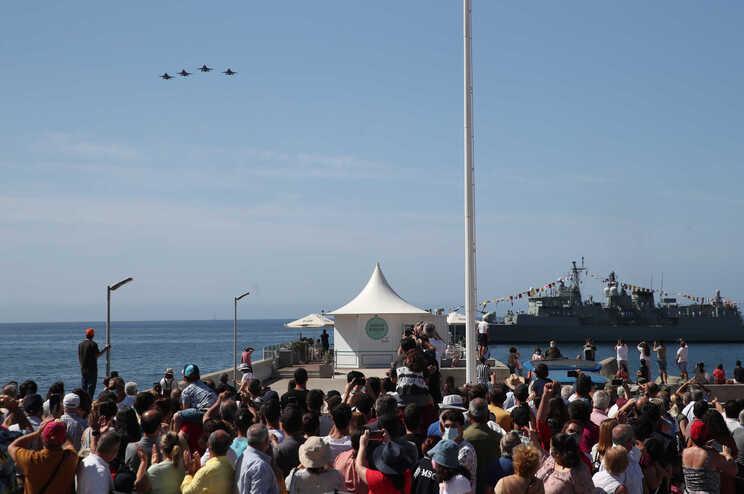 Comemorações oficiais do Dia de Portugal, de Camões e das Comunidades Portuguesas, na cidade do Funchal