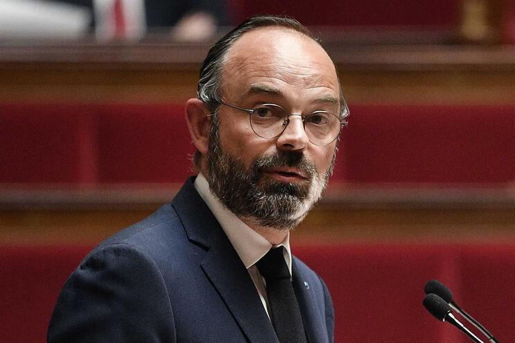 Primeiro-ministro francês, Édouard Philippe
