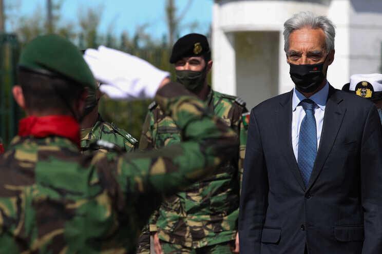 O ministro da Defesa Nacional, João Gomes Cravinho