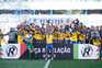 O Estoril venceu a Taça Revelação