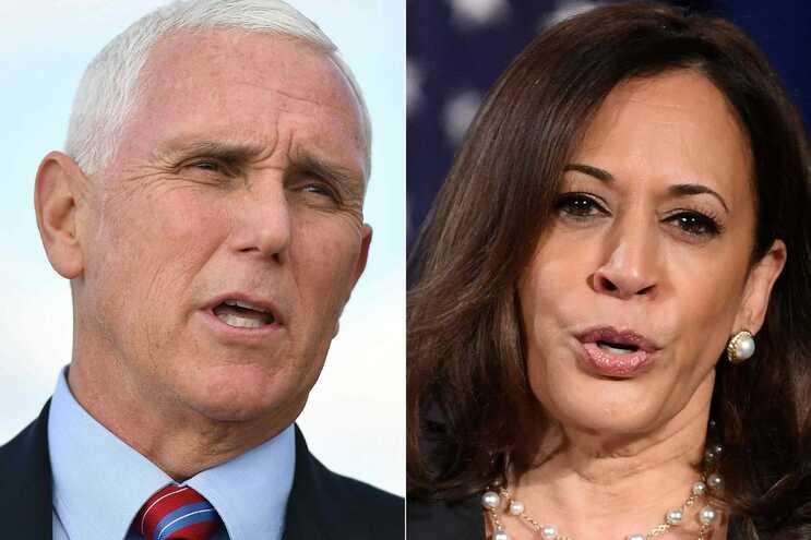 Mike Pence ou Kamala Harris poderão substituir ou suceder ao líder da Casa Branca
