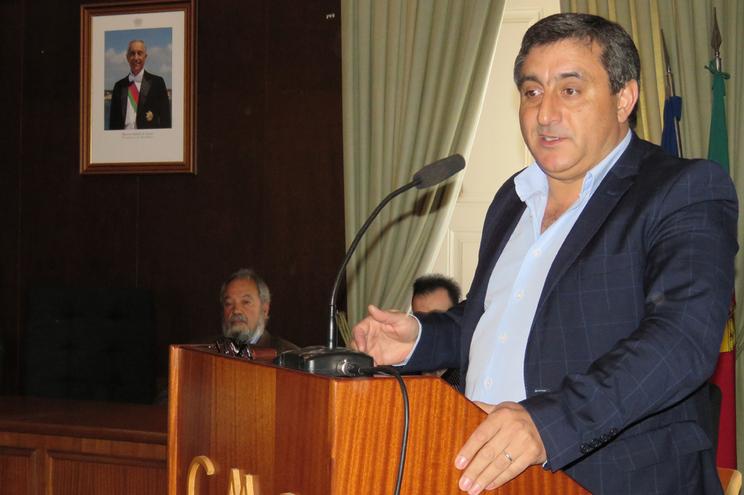 Presidente da Câmara Municipal de Cinfães