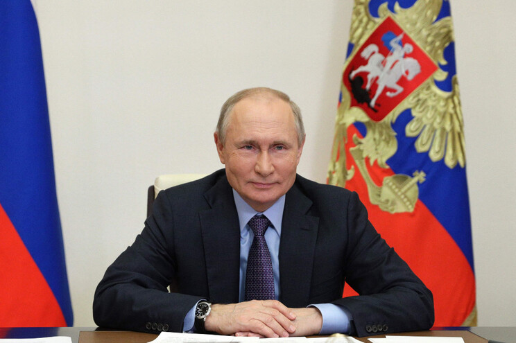 Vladimir Putin, presidene da Rússia
