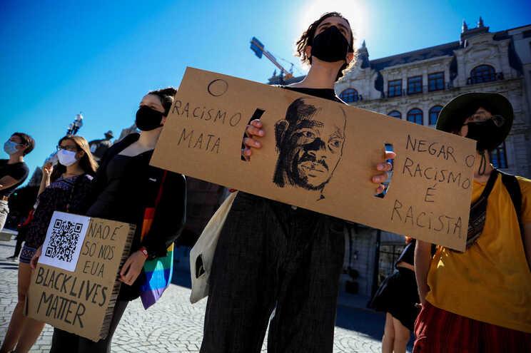 Homicídio do ator Bruno Candé motivou protestos contra o racismo