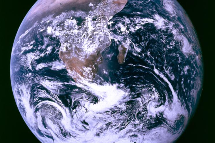 Google Earth mostra a evolução da Terra nos últimos 37 anos