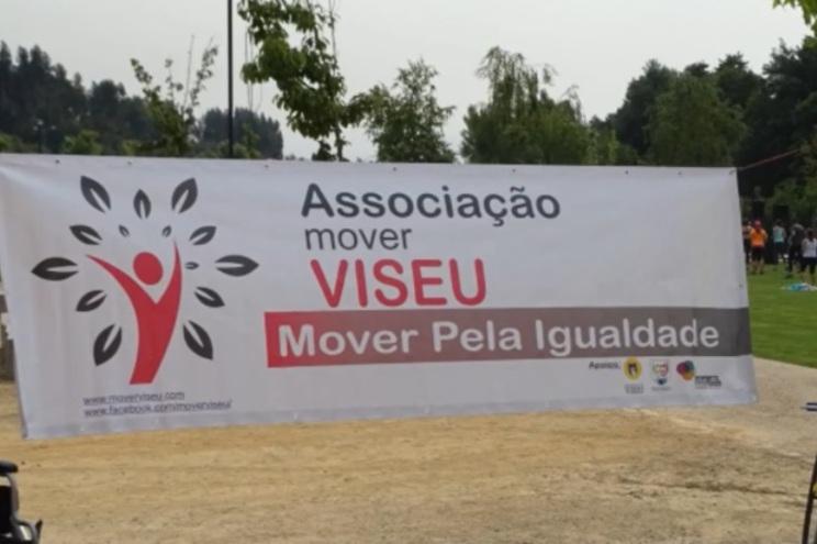 A Mover Viseu é uma associação sem fins lucrativos