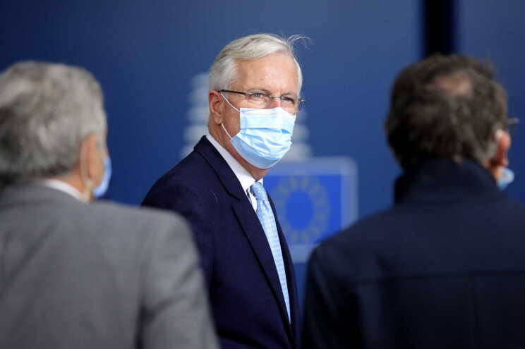 Negociador da UE para o Brexit, Michel Barnier