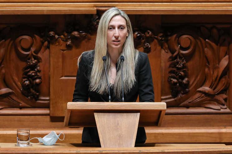Proposta de projeto de lei de Cristina Rodrigues deu esta segunda-feira entrada na Assembleia da República