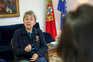 Secretária de Estado das Comunidades Portuguesas, Berta Nunes