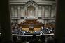 Parlamento quer votar estado de emergência na sexta-feira