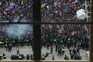 Trumpistas fervorosos invadiram o Capitólio a 6 de janeiro