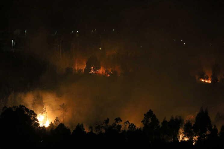 Só um número muito residual de incendiários tem sido obrigado a passar o verão em prisão domiciliária