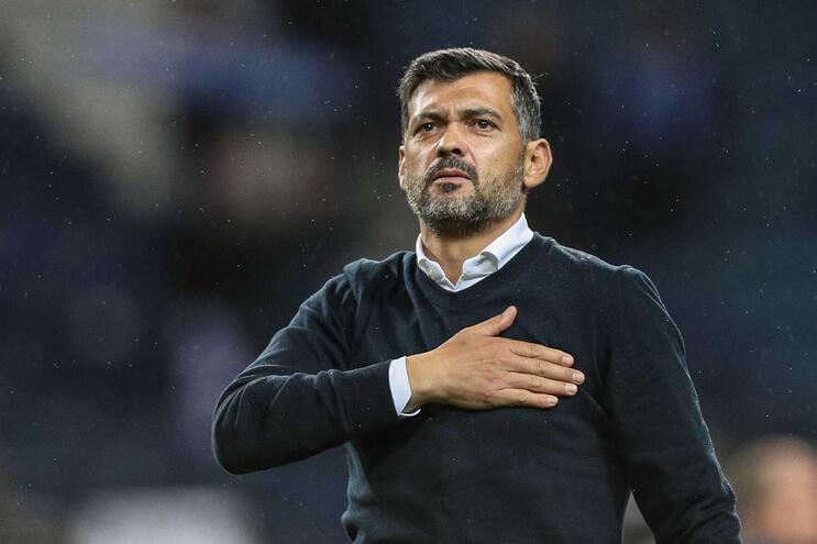 Sérgio Conceição chegou ao F. C. Porto com 16 anos
