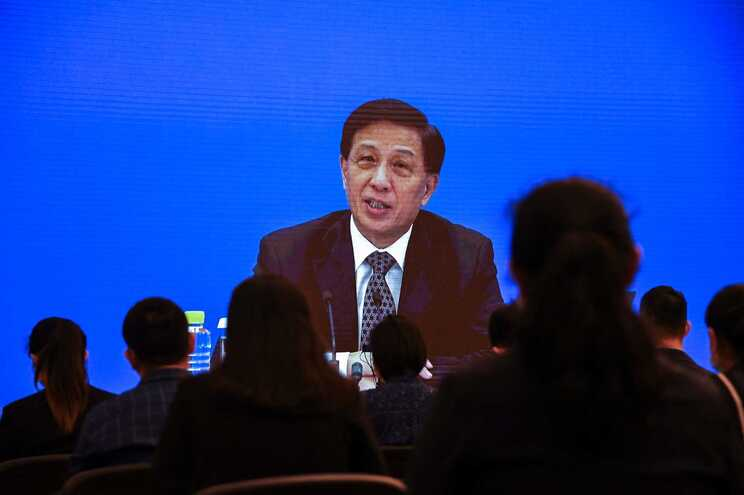 Porta-voz da Assembleia Nacional Popular, Zhang Yesui