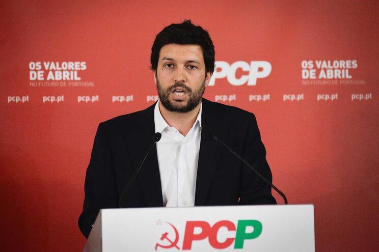 João Ferreira, do PCP