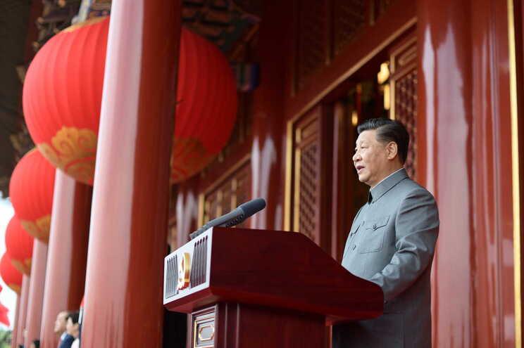 O líder chinês Xi Jinping