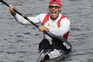 O canoísta Fernando Pimenta conquistou este sábado o título mundial de K1 1000 metros