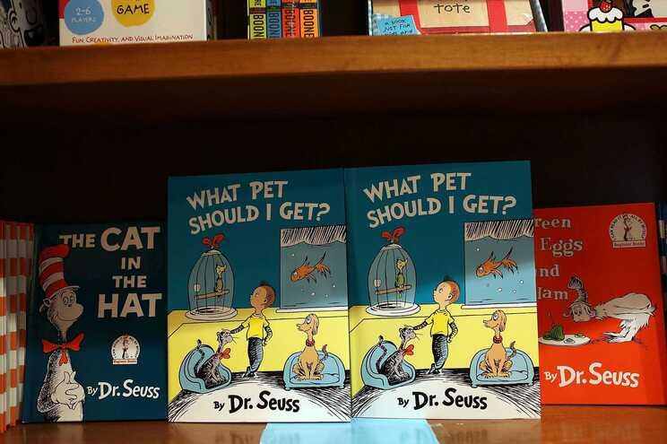 Decisão foi tomada num processo de revisão editorial das obras de Dr. Seuss, auscultando professores