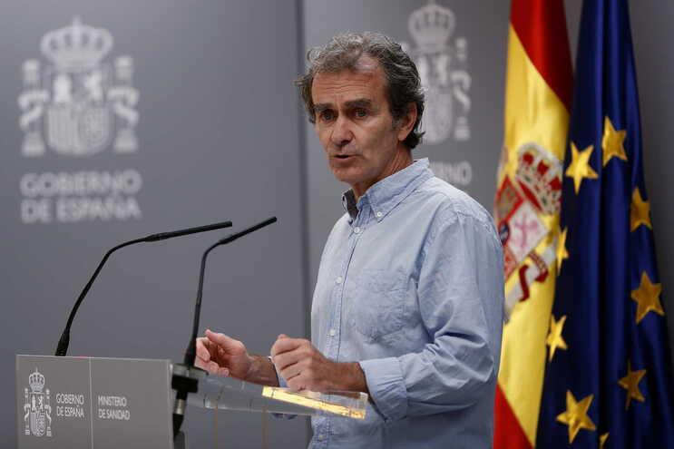 Madrid e Castela e Leão registaram maioria dos óbitos da última semana