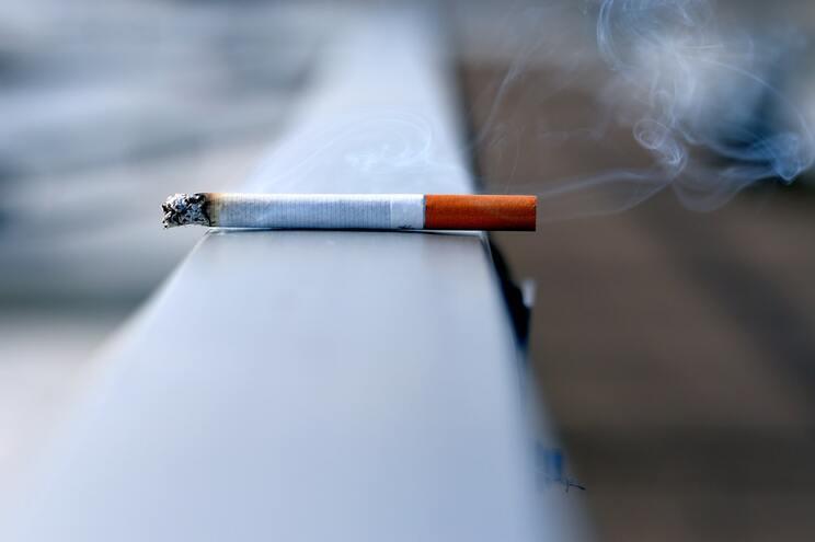 O vírus também ajudou a parar de fumar