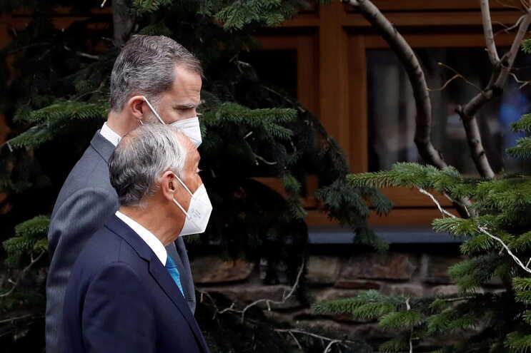 Felipe VI, Rei de Espanha, e Marcelo Rebelo de Sousa vão estar na apresentação da candidatura ibérica