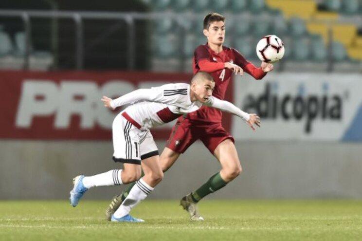 Portugal empata e adia apuramento para Ronda de Elite de aceso ao Euro