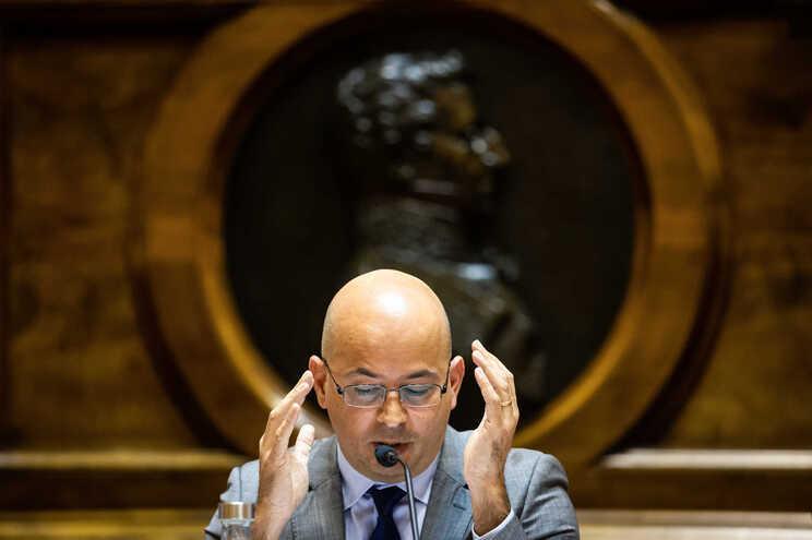 Ministro de Estado e das Finanças, João Leão