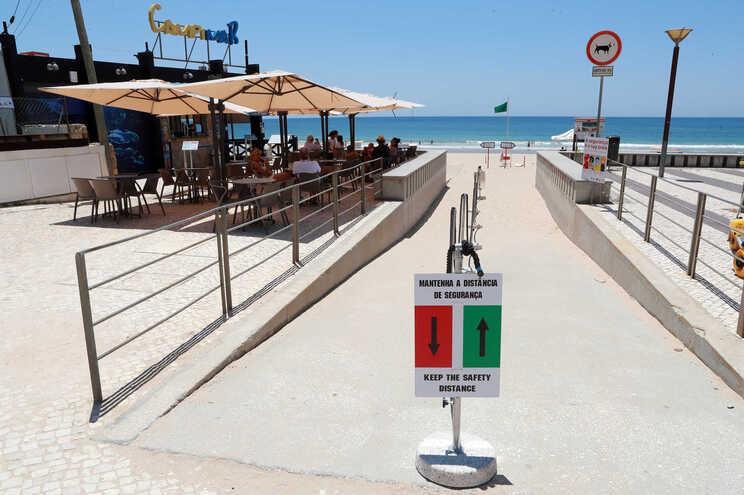 Já é conhecida a lotação das praias para este verão