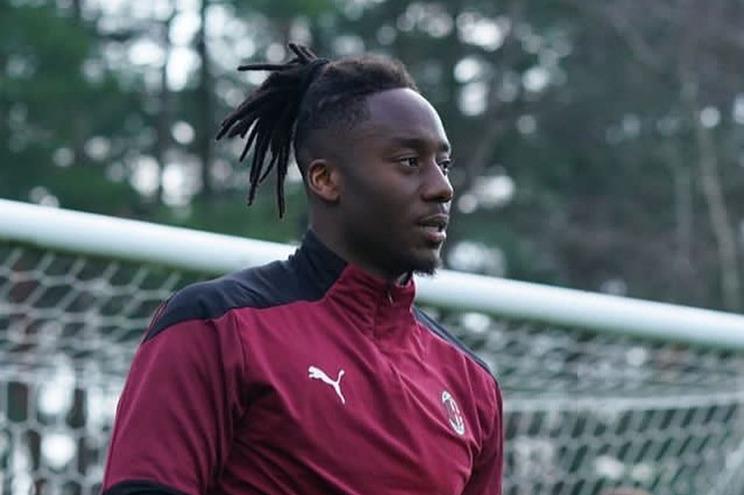 Meité esteve emprestado ao AC Milan na época passada