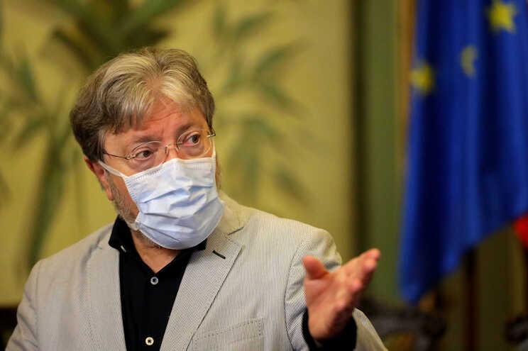 Francisco George, ex-diretor da Direção-Geral da Saúde